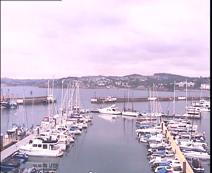 Torquay Harbour Webcam